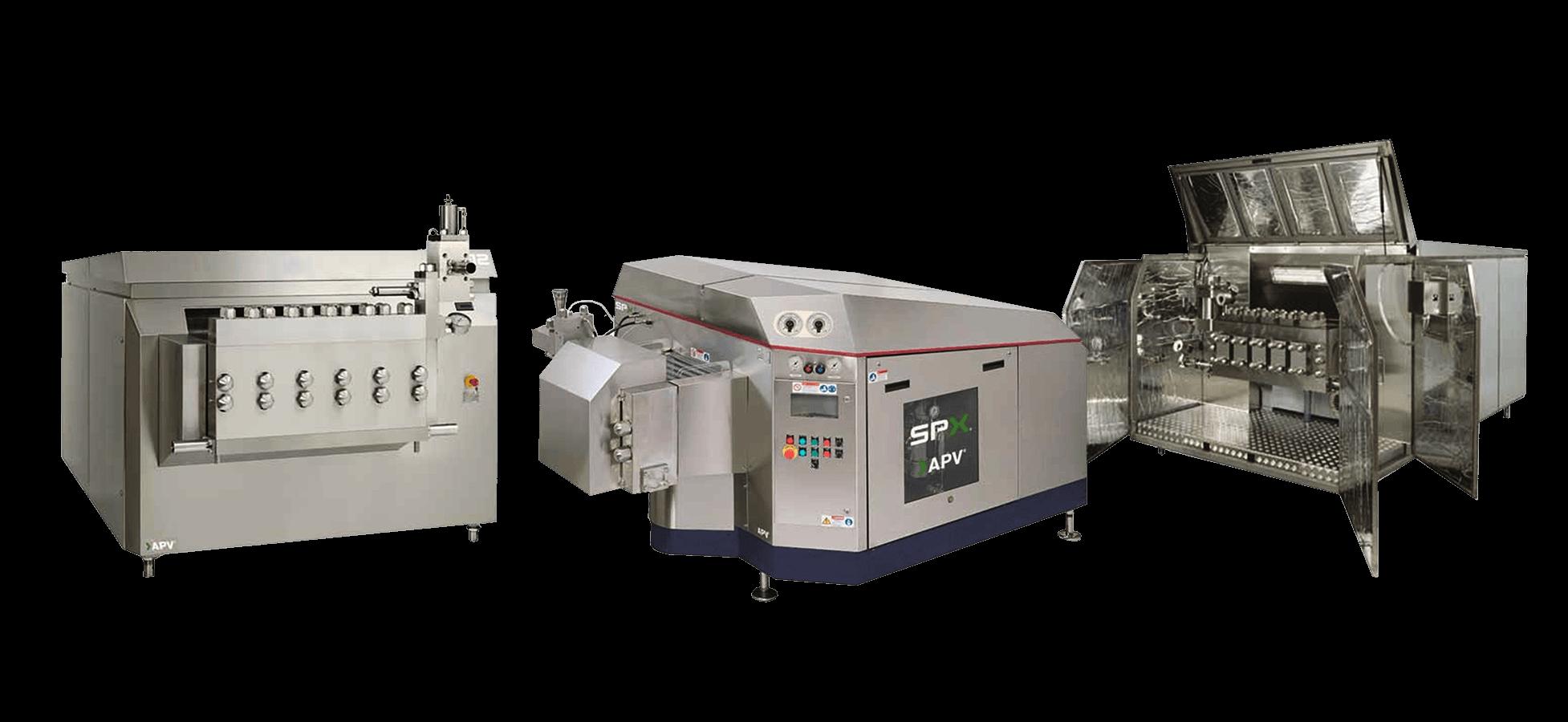 SPX FLOW Homogenizer | APEQ Process